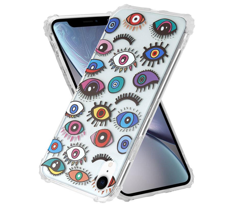 ShieldCase Got My Eyes On You iPhone Xr hoesje