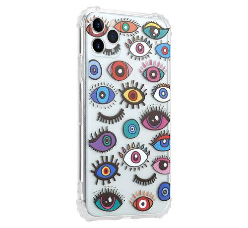ShieldCase® ShieldCase Got My Eyes On You iPhone 11 Pro Max hoesje