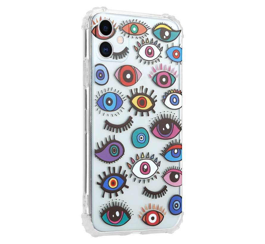 ShieldCase Got My Eyes On You iPhone 11 hoesje