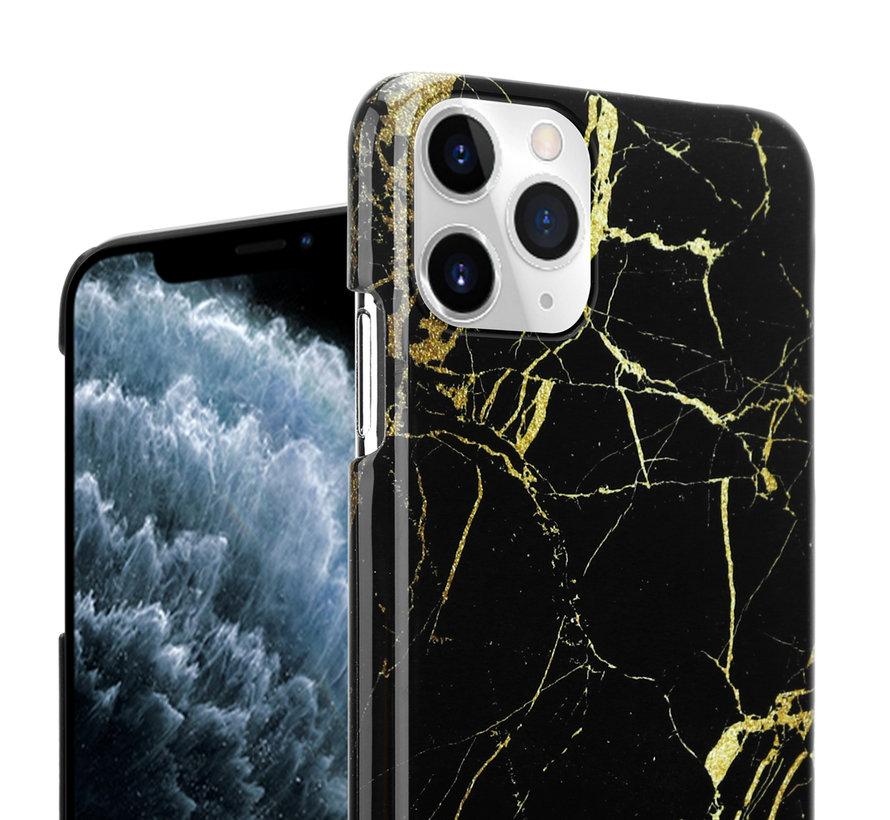 ShieldCase Amazing Black Marmer iPhone 11 Pro hoesje (zwart)