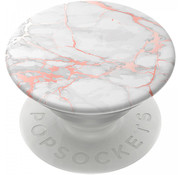 Popsockets POPSOCKETS - POPGRIP ROSE GOLD LUTZ MARBLE