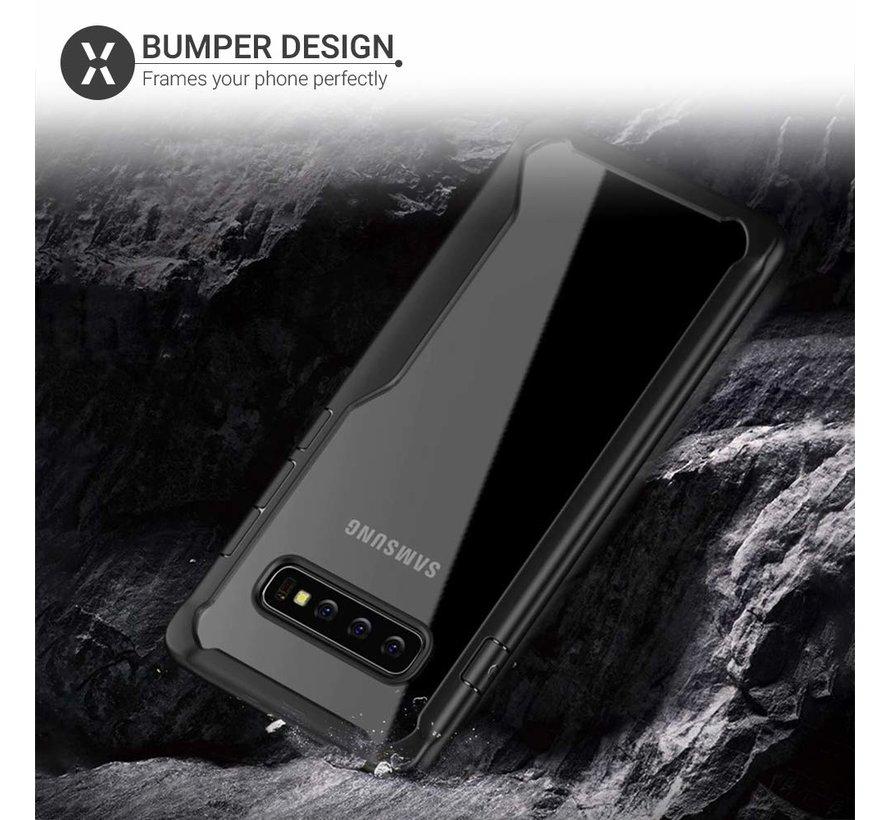 ShieldCase Anti Shock case Samsung Galaxy S10 Plus (zwart)
