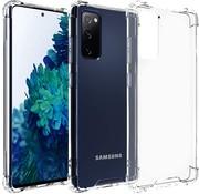 ShieldCase® Samsung Galaxy S20 FE Shock case (transparant)