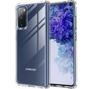 ShieldCase® Samsung Galaxy S20 FE ultra thin case silicone (transparant)