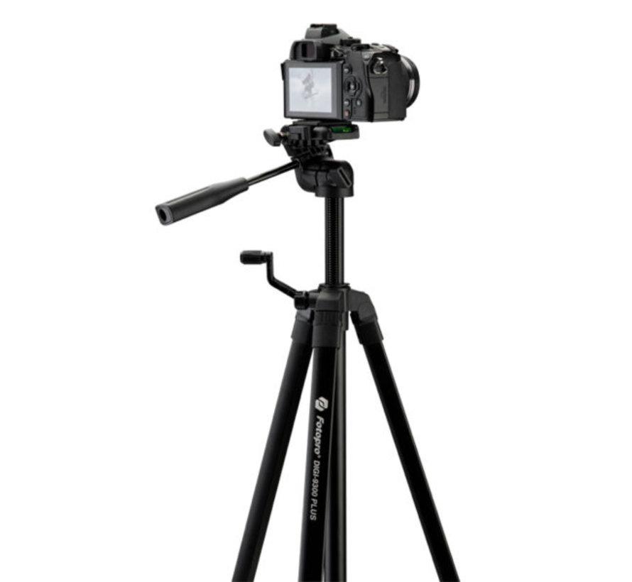 Fotopro DIGI-9300 Plus professionele tripod 180cm hoog