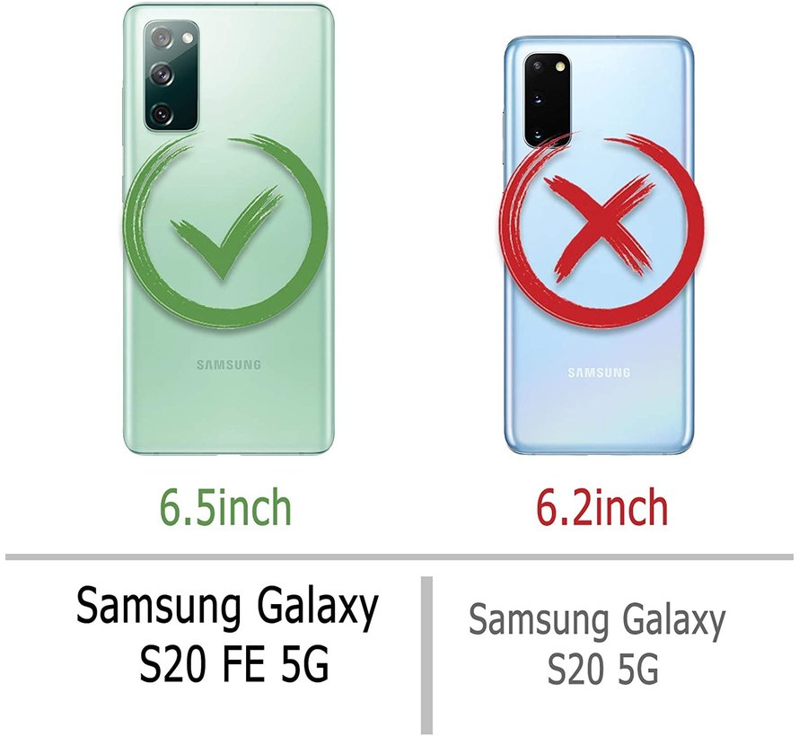 ShieldCase Camera lens protector Samsung Galaxy S20 FE