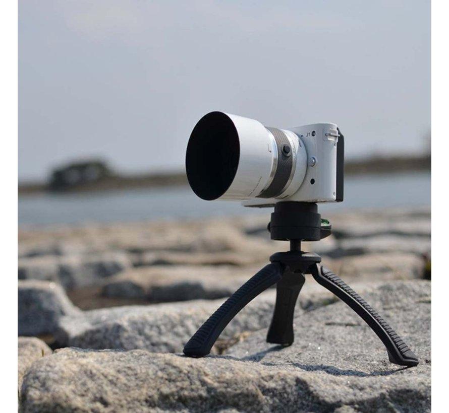 Fotopro SY-310 stafief / monopod handheld zwart