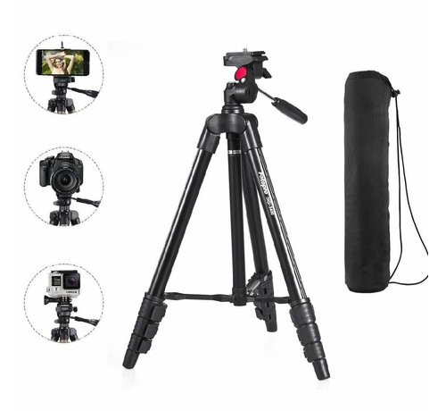 Fotopro Fotopro DIGI-3400 PRO professionele tripod met bluetooth afstandsbediening