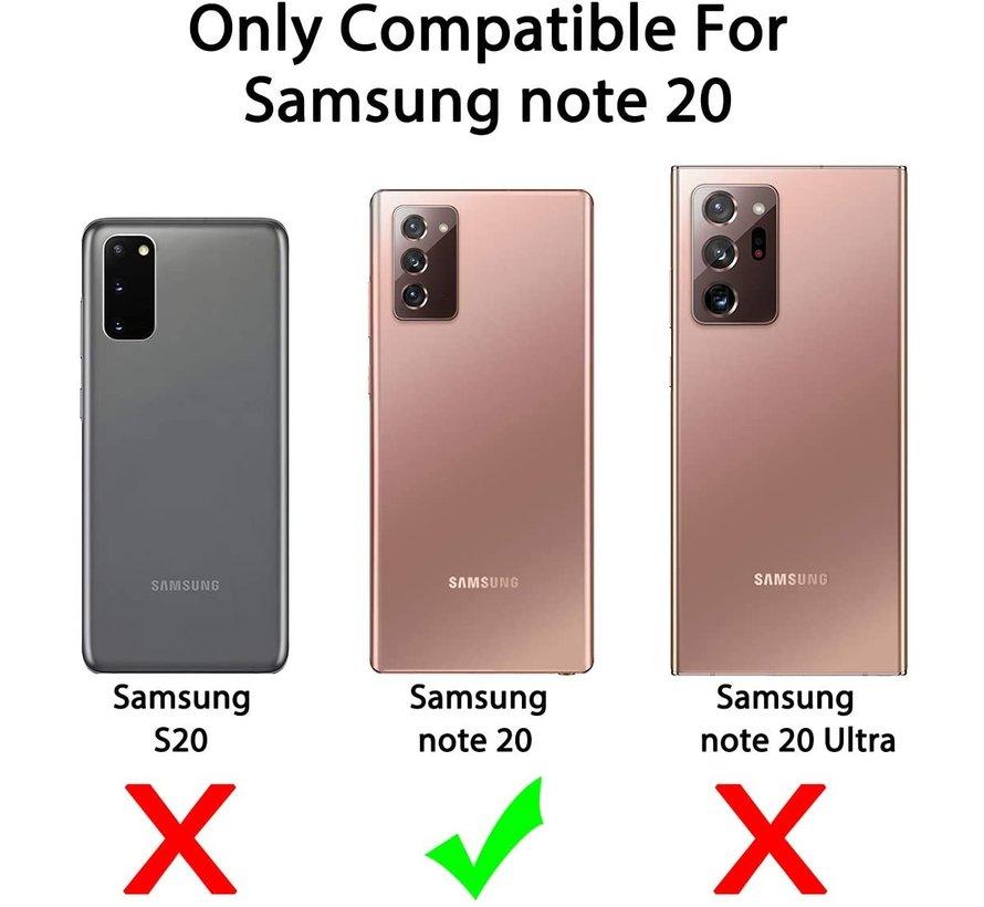 ShieldCase Anti Shock case Samsung Galaxy Note 20