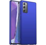 ShieldCase® Slim case Samsung Galaxy Note 20 (blauw)