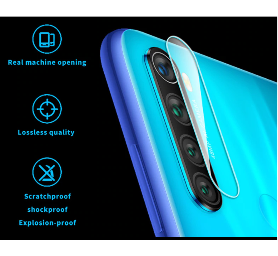 ShieldCase Camera Lens protector Oppo A91