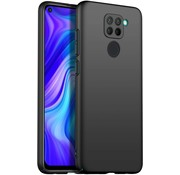 ShieldCase® Xiaomi Redmi Note 9 ultra thin case (zwart)