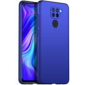 ShieldCase® Xiaomi Redmi Note 9 ultra thin case (blauw)