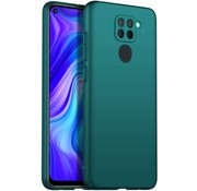 ShieldCase® Xiaomi Redmi Note 9 ultra thin case (groen)