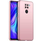 ShieldCase® Xiaomi Redmi Note 9 ultra thin case (roze)