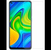 ShieldCase® Xiaomi Redmi Note 9 screen protector (plastic folie)