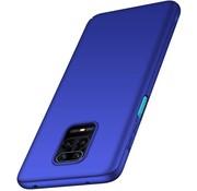 ShieldCase® Xiaomi Redmi Note 9 Pro / 9s ultra thin case (blauw)