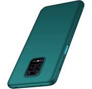 ShieldCase® Xiaomi Redmi Note 9 Pro / 9s ultra thin case (groen)