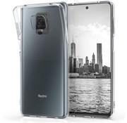 ShieldCase® Xiaomi Redmi Note 9 Pro / 9s ultra thin silicone case (transparant)
