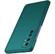 ShieldCase® Xiaomi Mi Note 10 Lite ultra thin case (groen)