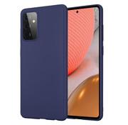 ShieldCase® Slim case Samsung Galaxy A72 (blauw)