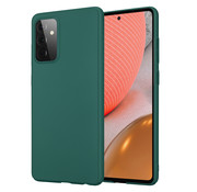 ShieldCase® Slim case Samsung Galaxy A72 (groen)