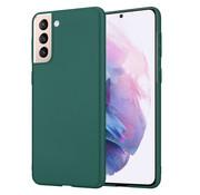 ShieldCase® Slim case Samsung Galaxy S21 Plus (groen)