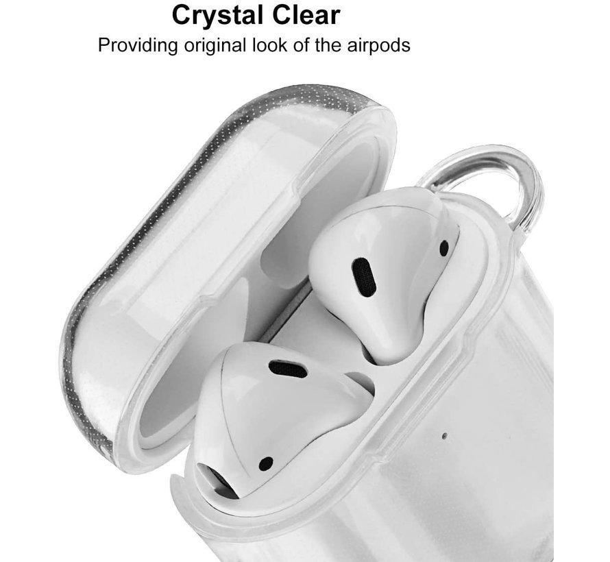 Shieldcase Airpods silicone case doorzichtig