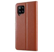 ShieldCase® Samsung Galaxy A42 5G wallet bookcase (bruin)