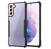 ShieldCase® Samsung Galaxy S21 Plus bumper case (zwart)