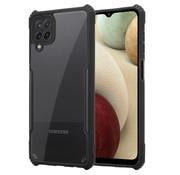 ShieldCase® Samsung Galaxy A12 bumper case (zwart)