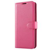 ShieldCase® Samsung Galaxy S21 Ultra wallet bookcase (roze)