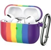 ShieldCase® Rainbow Apple Airpods Pro case (multicolor)
