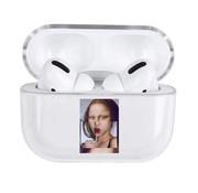 ShieldCase® Mona Lisa Apple Airpods Pro case (transparant)