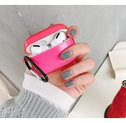 ShieldCase® Neon Vibes Apple Airpods Pro case (neon roze)
