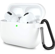 ShieldCase® Apple Airpods Pro silicone case (wit)