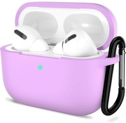 ShieldCase® Airpods Pro silicone case (lichtpaars)