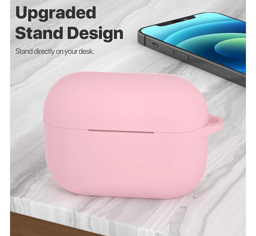 Shieldcase Airpods Pro silicone case (lichtroze)