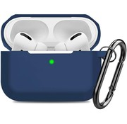 ShieldCase® Airpods Pro silicone case (donkerblauw)