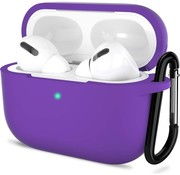 ShieldCase® Airpods Pro silicone case (paars)