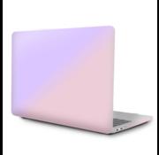 ShieldCase® Macbook Pro 15 inch 2016-2019 case (gradient groen/blauw)