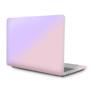 ShieldCase® Macbook Pro Retina 13 inch case (gradient roze/paars)