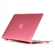 ShieldCase® Macbook Pro Retina 15 inch hard case (crystal lichtroze)