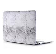 ShieldCase® Macbook Pro Retina 15 inch hard case (wit marmer)