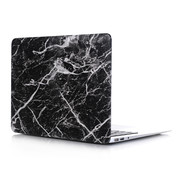 ShieldCase® Macbook Air 13 inch case 2018-2020 (zwart marmer)