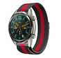 Huawei Watch GT Milanees bandje (zwart/rood)