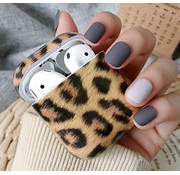ShieldCase® Leopard Pattern Airpods Case (bruin)