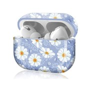 ShieldCase® Bloom Beauty Apple Airpods Pro case (lichtpaars)