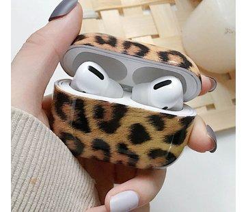 ShieldCase® Leopard Pattern Airpods Pro Case (bruin)