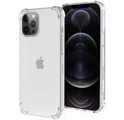 Ceezs Apple iPhone 12 Pro hoesje shock proof / schokbestendig transparant
